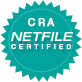 UFile is Netfile certified