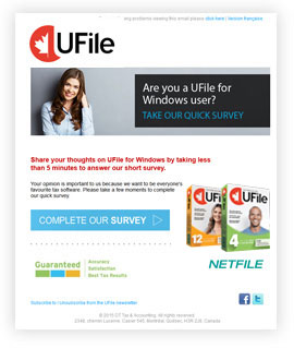 UFile Newsletter
