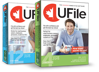 UFile Windows for the best tax return